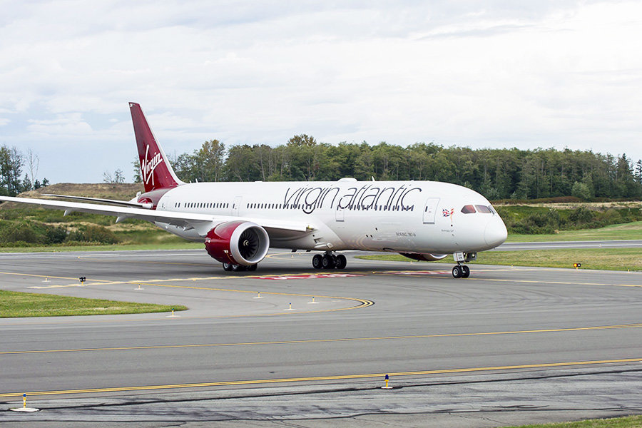 Virgin Atlantic B787-9