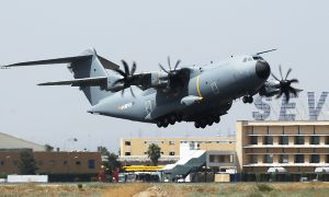 Spanish Air Force A400M