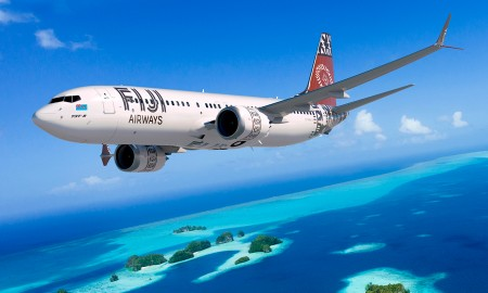 Fiji Airways Boeing 737 Max 8