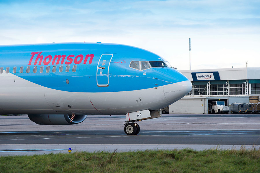 Thomson Airways Boeing 737