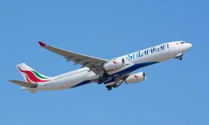 Srilankan Airlines A330-300