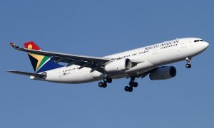 South African Airways A330-200