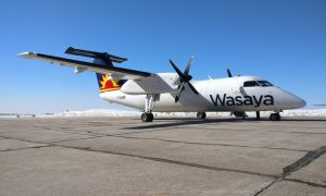 Wasaya Airways Dash 8-100 Package Freighter