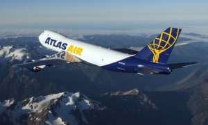 Atlas Air 747-8 Freighter