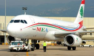 Middle East Airlines A320