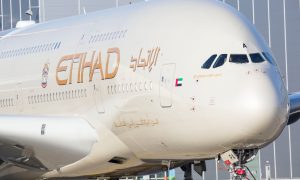 Etihad Airways A380-800