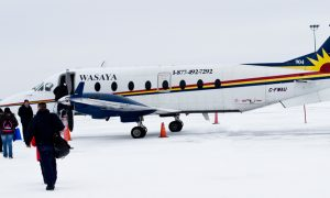 Wasaya Airways Beech 1900