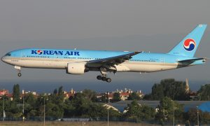 Korean Air Boeing 777-200