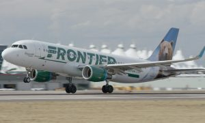 Frontier Airlines A320