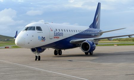 Eastern Airways Embraer 170