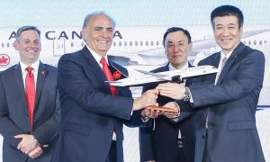 Air Canada Air China Joint Venture
