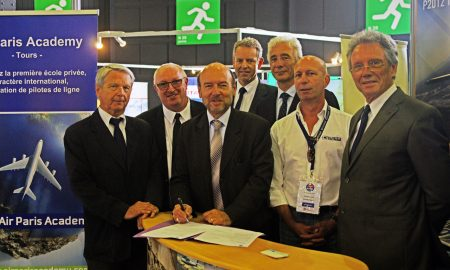 Air Paris Academy and Tecnam Deal