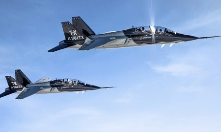 T-X T2 First Flight Boeing