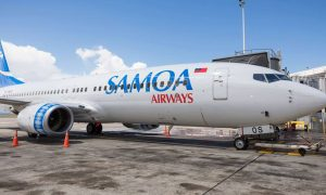 Samoa Airways Boeing 737-800