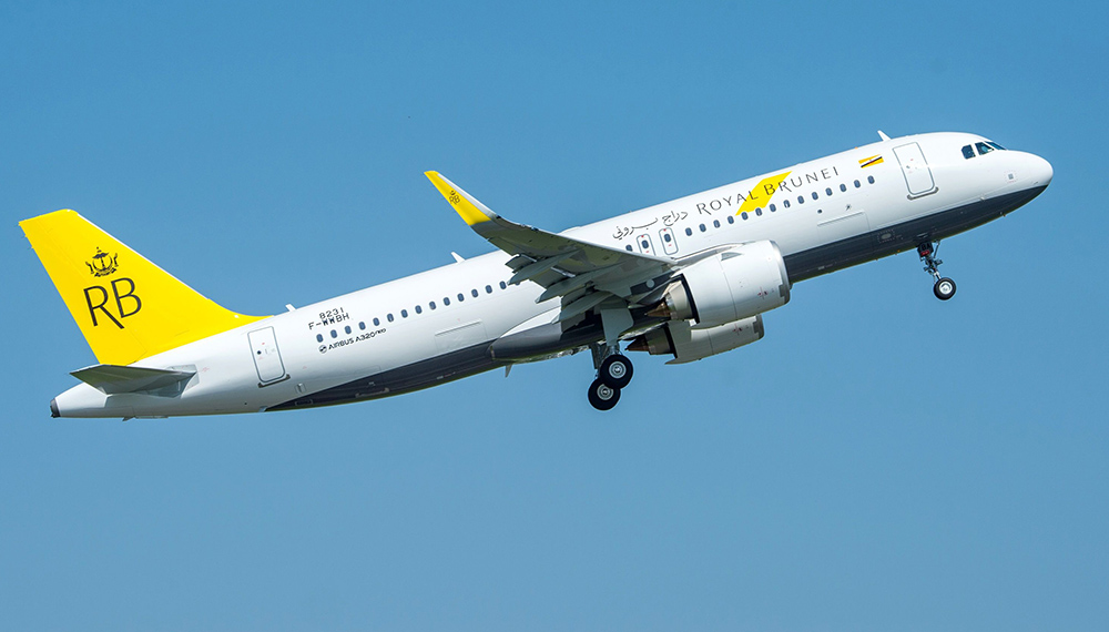 Royal Brunei Airlines A320neo | Airbus