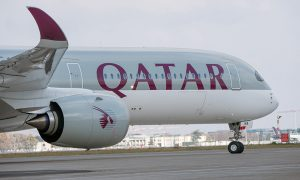 Qatar Airways A350-1000