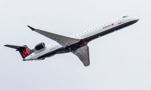 Air Canada Express CRJ900 Jazz Aviation