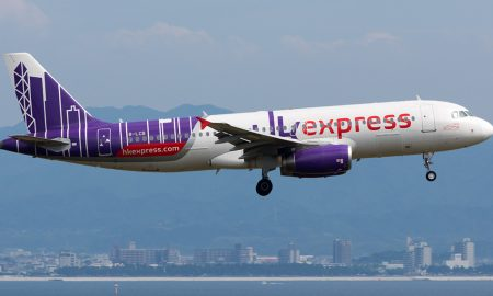 Hong Kong Express A320-200