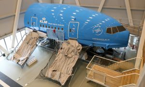 KLM Training simulators