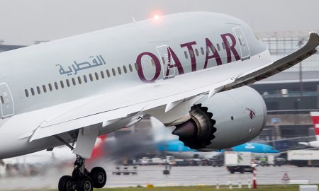 Qatar Airways Boeing 787-8
