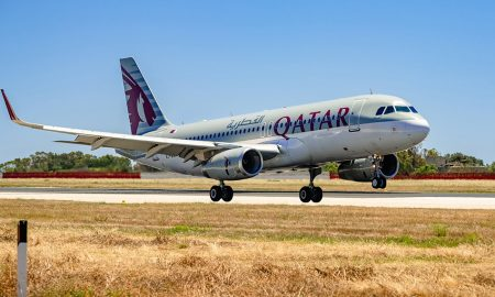 Qatar Airways A320