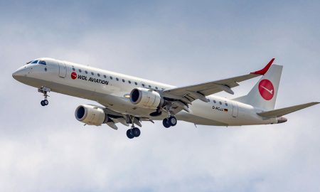 WDL Aviation Embraer 190