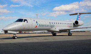 Piedmont Airlines Embraer 145 American Eagle
