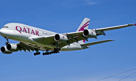Qatar Airways A380-800