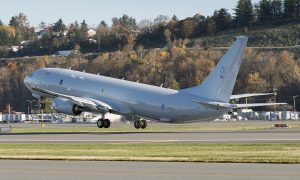 Royal Air Force P-8A Poseidon