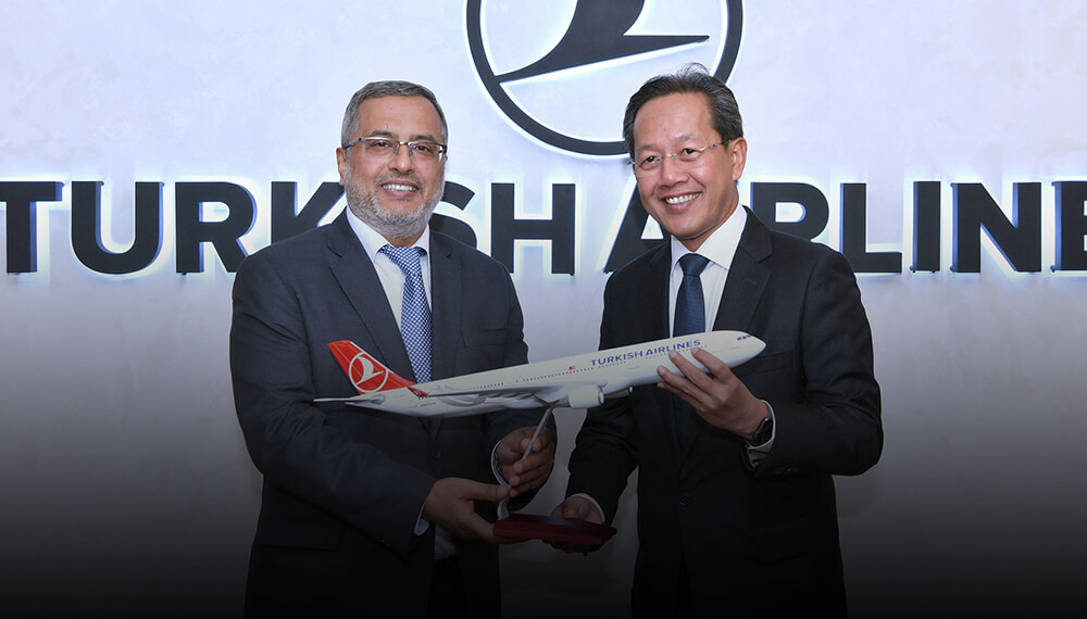 Turkish Airlines Malaysia Airlines Codeshare