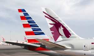 Qatar Airways American Airlines