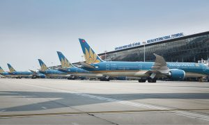 Vietnam Airlines Fleet