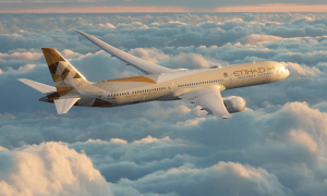 Etihad Airways Boeing 787-10