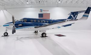 NOAA Beechcraft King Air 350CER