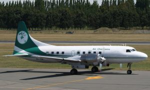 Chathams Convair 580