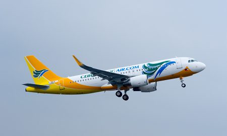 Cebu Pacific Air A320