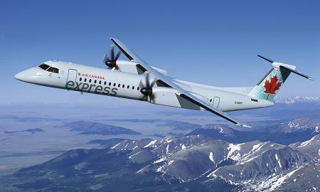 Chorus Aviation Q400