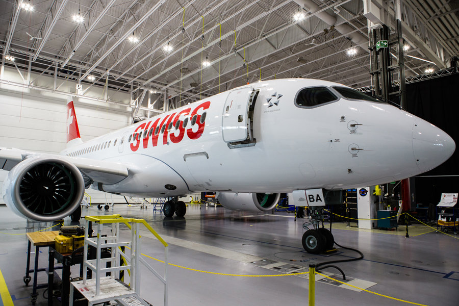 Swiss C Series CS100