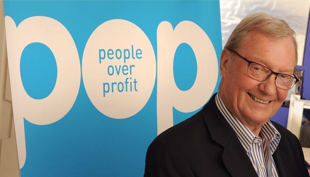 Graham Howat POP's Chief Operations Officer and founding partner