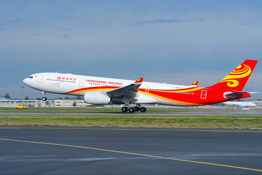 Hong Kong Airlines Airbus 330-300