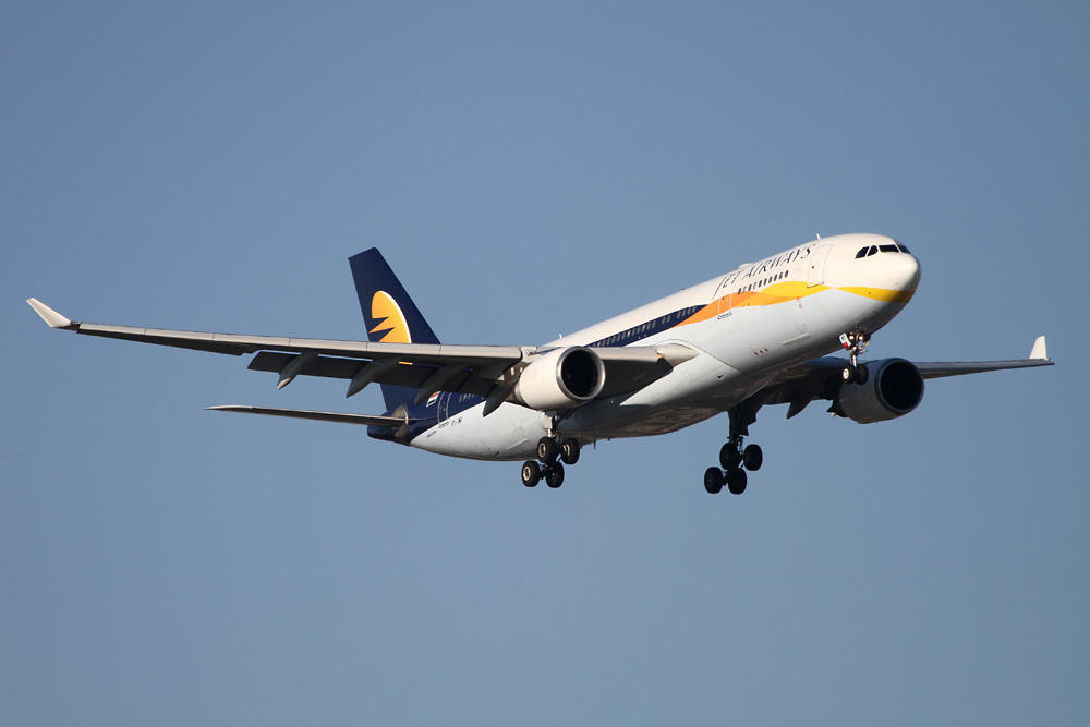 Jet Airways A330-200