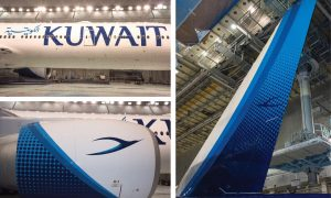 Kuwait Airways New Livery