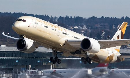 Etihad Airways B787