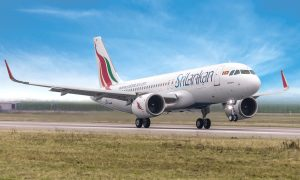 SriLankan Airlines A320neo