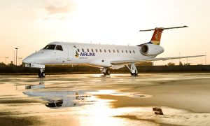 Airlink Embraer 135