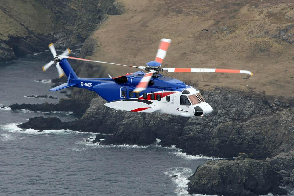 Bristow Helicopters S-92