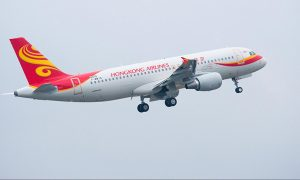 Hong Kong Airlines A320