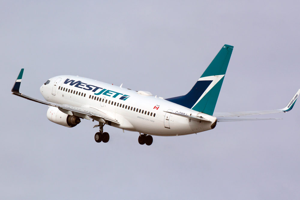 WestJet Airlines Looks to Launch New No-frills Airline Later this Year