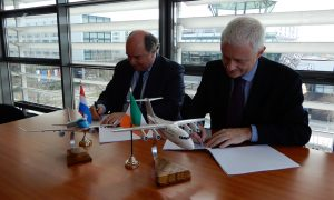 KLM CityJet Agreement