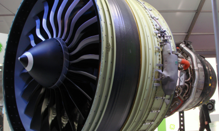 GE90 Engine